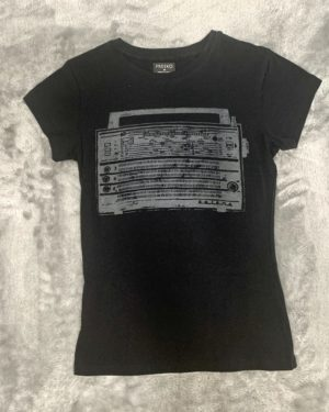 radio t-shirt 24